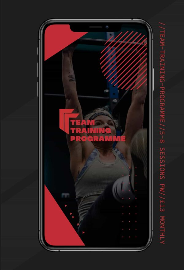 CrossFit Training Programmes Strength and Fitness Training
