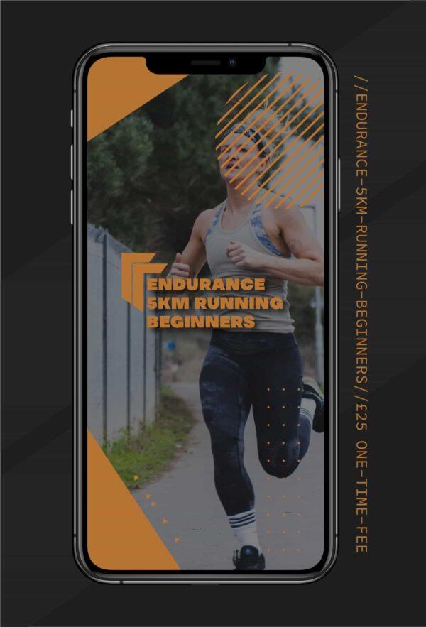 5km running training coach to 5k Team Training Programs