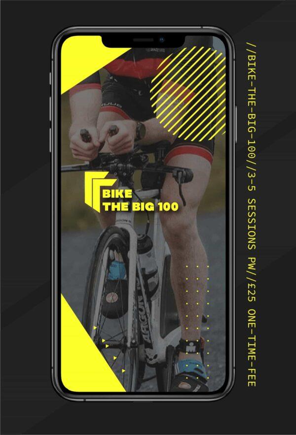 100 mile bike ride bike training
