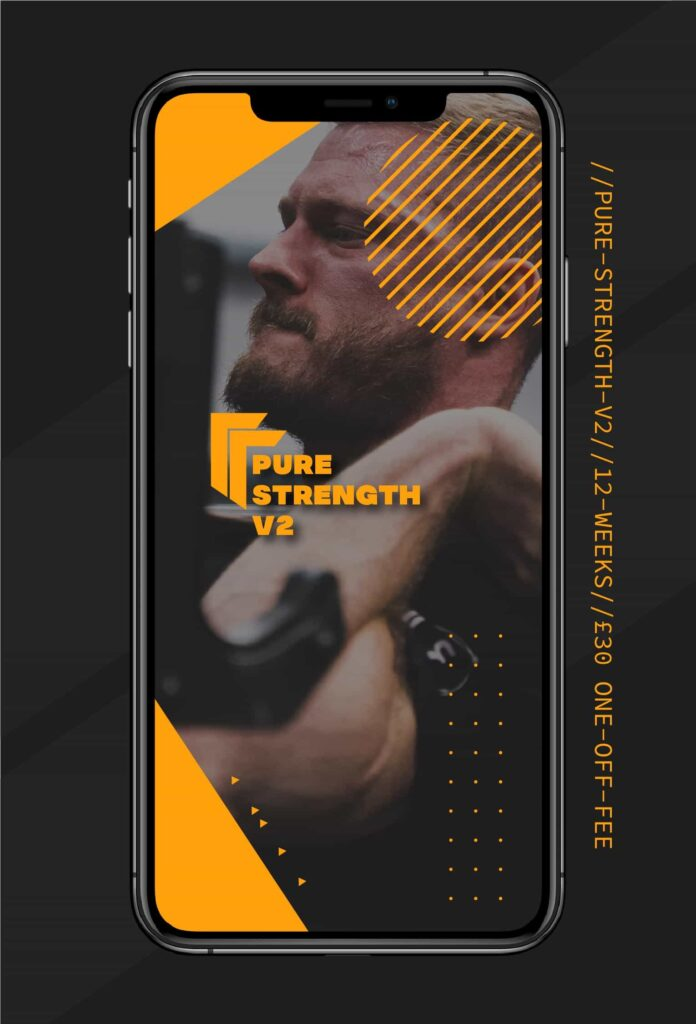 Pure Strength Training Programme Get Stronger Lift More Crossfit