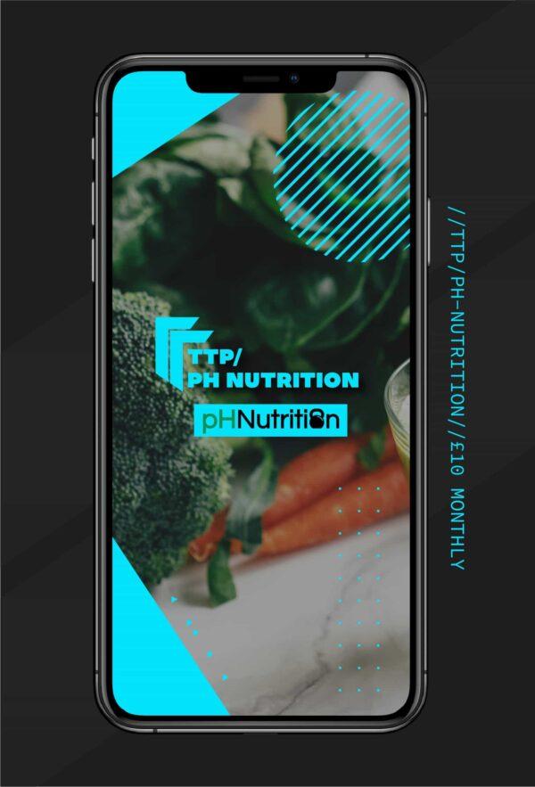 PH Nutrition Programme Team Training Programming