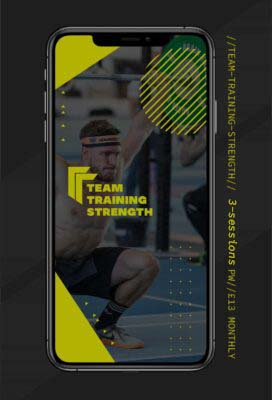 CrossFit Strength Programme